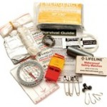 Preparing an emergency survival kit – supplies needed for the ultimate bugout bag.