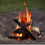 "Survival fire principles (introduction to ""firecraft"")"