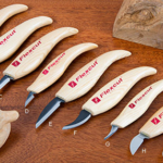 Flexcut Micro Tools product review – you won't find a better wood carving knife on the market.